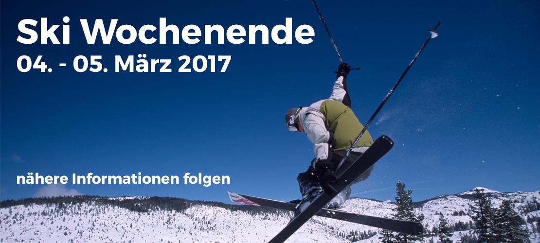 skiwochenende 2017